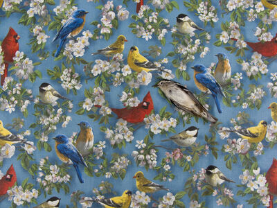 Kimberly Witham, 'Still Life with Bird Wallpaper', 2009