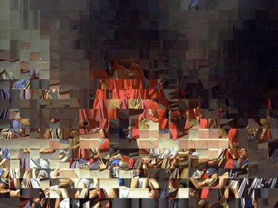 Rashid Rana, 'War Within VI', 2017
