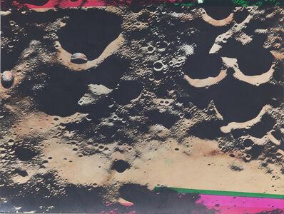 Regina Vater, 'Chegada na Lua', 1987