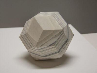 Dev Harlan, 'Rhombic Triacontahedron', 2017