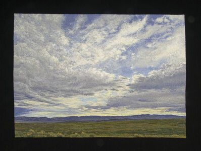 Carol Shinn, 'Sky With Clouds', 2020
