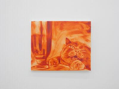 Troels Carlsen, 'A Cat Walks Into A Bar', 2016