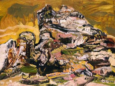 David Alexander, 'Relec Mountain Time', 2019
