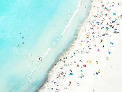 Joshua Jensen-Nagle, 'Sunbathers of Tuscany', 2016