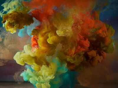 Kim Keever, 'Abstract 12065c', 2014