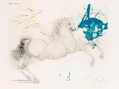 Salvador Dalí, 'Pegasus', 1963-65