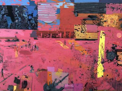 Clive van den Berg, 'Untitled (African Landscape II)', 2017
