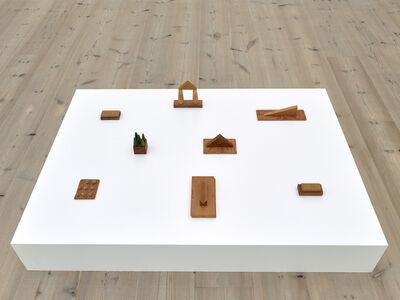 B. Wurtz, 'Relics', 1974