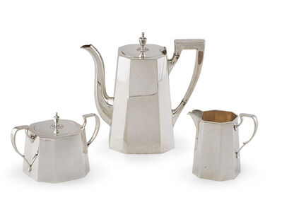 Tiffany & Company, 'Tiffany & Co. Sterling Silver Coffee Service', mid, to, late 20th c.