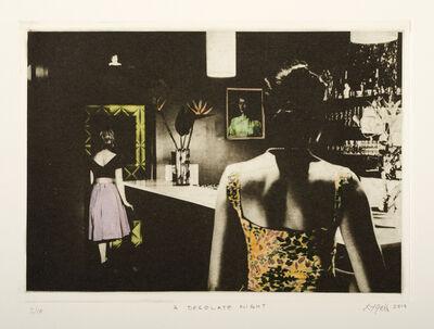 Dianne Gall, 'A desolate night', 2014