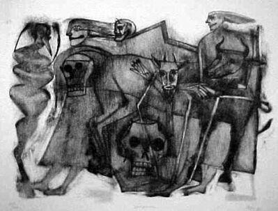 Luis Zarate, 'Comparsa', 1997