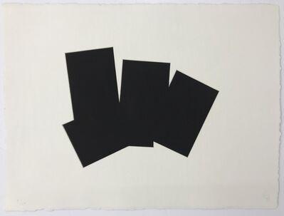 Imi Knoebel, 'untitled (Mennige)', 1990