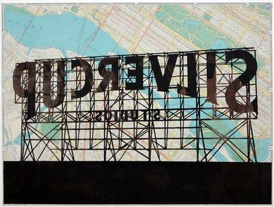 William Steiger, 'Silvercup (Long Island City)', 2013