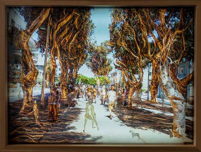 Ronnie Setter, 'Rothschild Boulevard, Tel-Aviv', 2014
