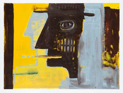 Walter Swennen, 'My Neighbour', 2018