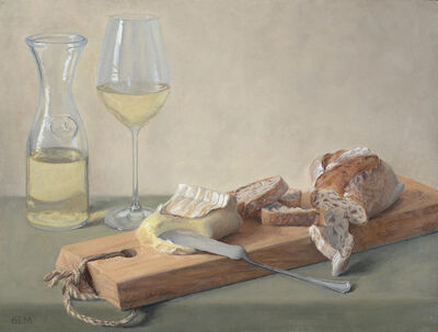 """Gayle Madeira, '""""The Perfect Supper""""', 2019"""