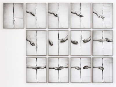 Rudolf Bonvie, 'Dialog', 1973