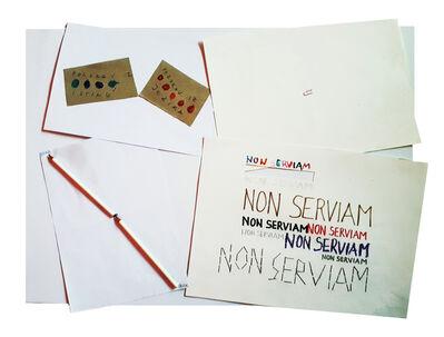 Vlado Martek, 'Non serviam', 2010/2019