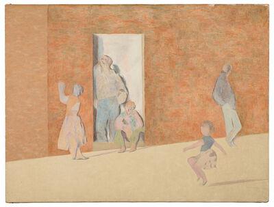David Byrd, 'Street Scene', n.d.