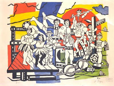 Fernand Léger, 'La Grande Parade', 1960