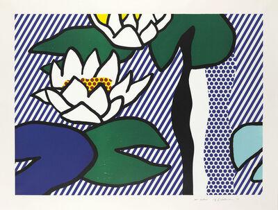 Roy Lichtenstein, 'LES NYMPHEAS', 1993