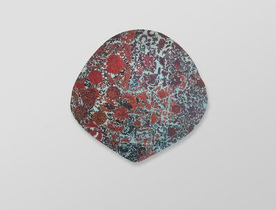 Hanneline Visnes, 'Red Pattern', 2017