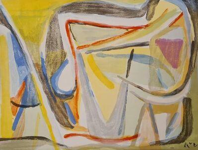 Bram van Velde, 'Limpide ', 1980