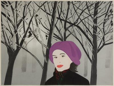 Alex Katz, 'January 7', 1993