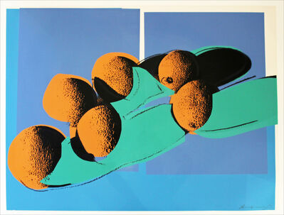 Andy Warhol, 'Space Fruit: Cantaloupes I (FS II.201)', 1979