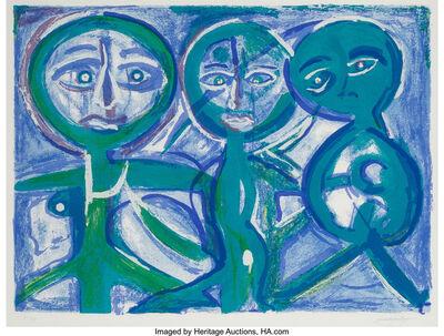 Herbert Gentry, 'Trio', 1984