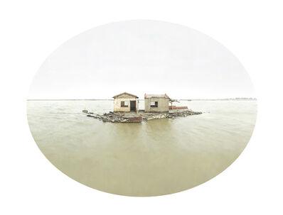 "Shun-Fa YANG, '雲林口湖鄉北港溪口雲溫(二) 23°31'02.9""N 120°09'21.0""E', 2018"