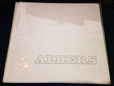 Josef Albers, 'Albers (an Introduction by Juergen Wissmann)', 1977