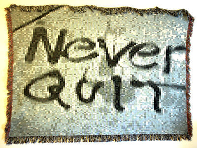 Patrick Lichty, '8 Bits or Less: Never Quit', 2013