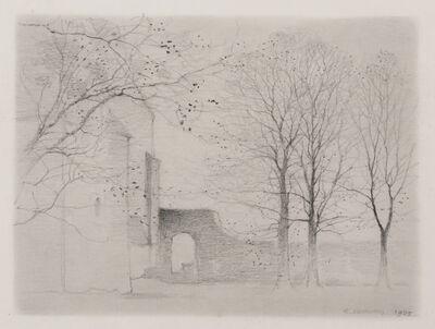 Gunnar Norrman, 'Kyrkomuren (Church Wall)'