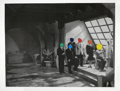 John Baldessari, 'Studio', 1998