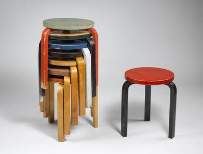 Alvar Aalto, 'Stacking tools (model 60)'