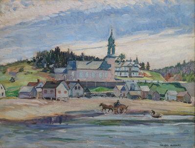 Waldo Park Midgley, 'The Town of Port Danial, Gaspe Penninsula, Canada'