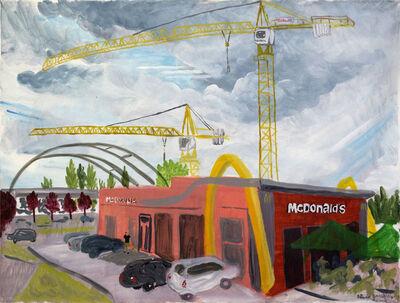 Octavio Garabello, 'McDonalds', 2017