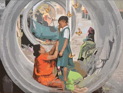 Ajay Rana, 'Ready to fly ', 2015