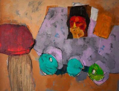 Ala' Hamameh, 'Dialogue Tables', 2014