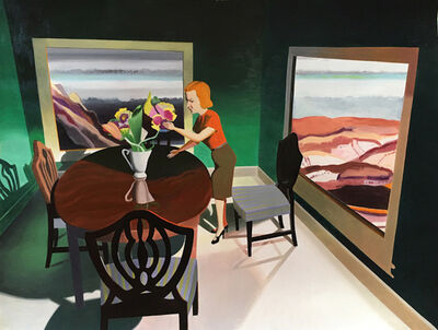 Kathy Osborn, 'Bouquet', 2020