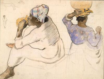 Paul Gauguin, 'Martinican Women', 1887