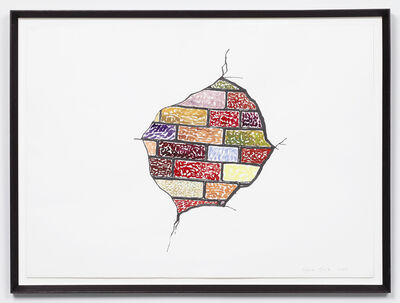 Gavin Turk, 'Fallen Render', 2003
