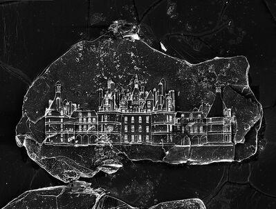 Vik Muniz, 'Sandcastle #1 (Chateau de Chambourd), Series of Sandcastles', 2014