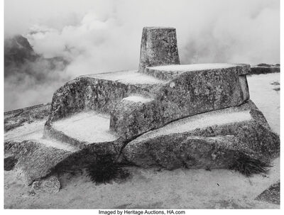 Edward Ranney, 'Machu Picchu', 1971