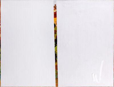 Gil J. Wolman, 'Peinture fermée', 1989