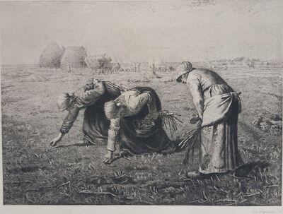 Jean-François Millet, 'The Gleaners', 1883