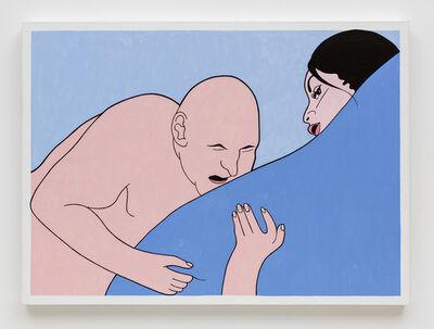 John Wesley, 'Blue Blanket', 2000