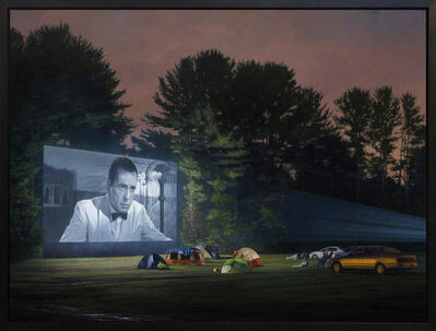 Stephen Fox, 'Casablanca Camping', 2017