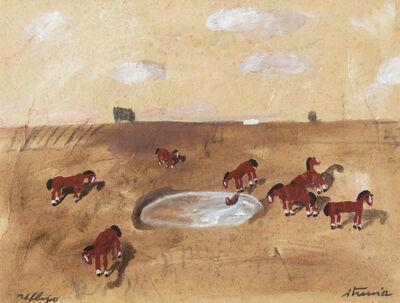 Ignacio Iturria, 'Reflejo', Undated